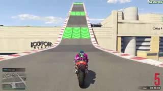 getlinkyoutube.com-GTA V Online E4 - Nowe DLC i wyścigi