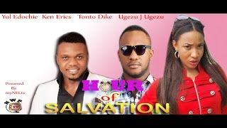 getlinkyoutube.com-Hour of Salvation      -  Nigeria Nollywood Movie