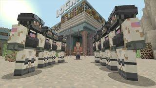 LOGAN Movie -|- Minecraft xbox Murder Mystery
