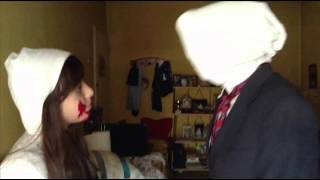 getlinkyoutube.com-Parodia: Slenderman VS Jeff The Killer - [DeiGamer]