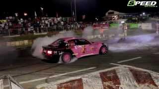 getlinkyoutube.com-DCG Drift Round 3 Kartodromo Afidnes