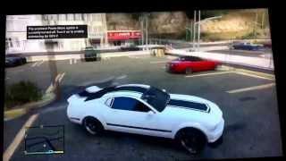 getlinkyoutube.com-Gta5 How To Get Mustang (Vapid Dominator)