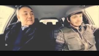 getlinkyoutube.com-Таксист Русик и Назарбаев. Гаишник в Шоке... / Rusik & Nazarbaev (new)