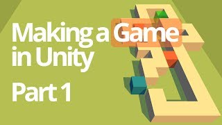 getlinkyoutube.com-Making a Simple Game in Unity (Part 1) - Unity C# Tutorial