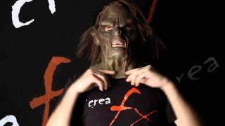 Maschera Uruk Hai
