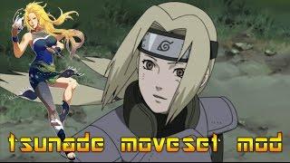 getlinkyoutube.com-Tsunade Moveset Mod   Naruto Shippuden Ultimate Ninja Storm Revolution Mods
