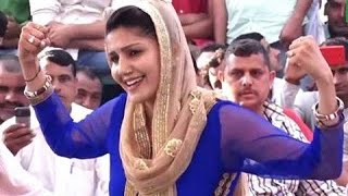 Chhoti Sapna haryanvi dance