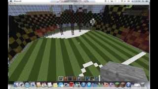 getlinkyoutube.com-Minecraft town tour