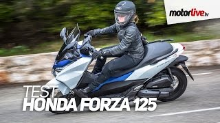 getlinkyoutube.com-TEST | HONDA FORZA 125