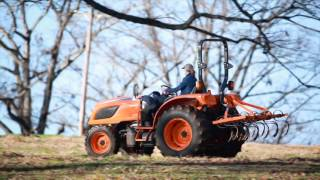 getlinkyoutube.com-KIOTI Tractors & Utility Vehicles Overview