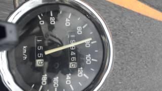 getlinkyoutube.com-XJR400 トップスピード
