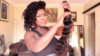 getlinkyoutube.com-ALI MODA, ALIEXPRESS HAIR REVIEW/ MALAYSIAN BODY WAVE