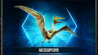 getlinkyoutube.com-Jurassic World - The Game - Hatzegopteryx Event
