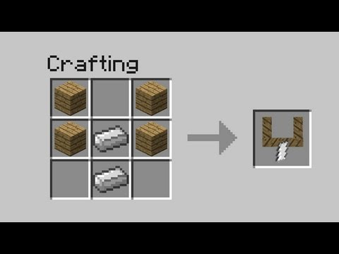 Minecraft Crafting Ideas -qxBy6yUNbNY