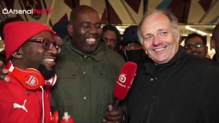 getlinkyoutube.com-West Ham 1 Arsenal 5   Alexis Sanchez Is A F*ck*ng Player (Claude & TY)