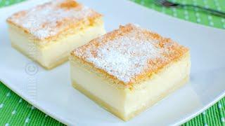 getlinkyoutube.com-Prajitura desteapta cu vanilie / Prajitura inteligenta | JamilaCuisine