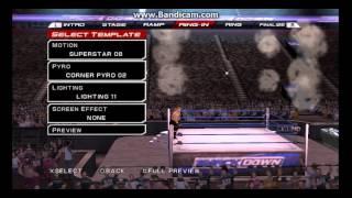 getlinkyoutube.com-WWE SVR 11 PSP Brock Lesnar Entrance