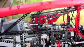 getlinkyoutube.com-LEGO Technic Piper Super Cub