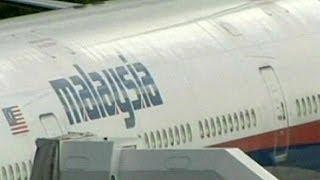 سقوط هواپیمای مسافربری مالزی