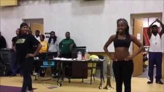 getlinkyoutube.com-Alcorn Homecoming 2014 ~ Alumni & Current GG Battle
