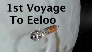 getlinkyoutube.com-Kerbal Space Program - Voyage to Eeloo, New Planet in KSP 0.18.2