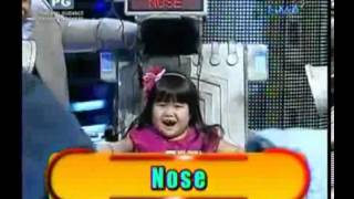 getlinkyoutube.com-Cast of Vampire Ang Daddy Ko in Pinoy Henyo Eat Bulaga - March 9, 2013