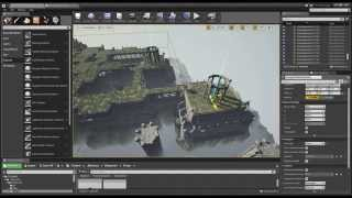 getlinkyoutube.com-Dungeon Architect Layout Editing: Infinity Blade Grasslands