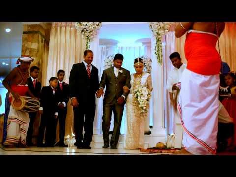 Wedding of  Sajini & Roshan  // Motion Cinematography// Rumesh Akalanka