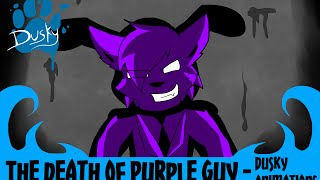 FNAF- Furry Style: The Death of Purple Guy (Warning- Gore~)