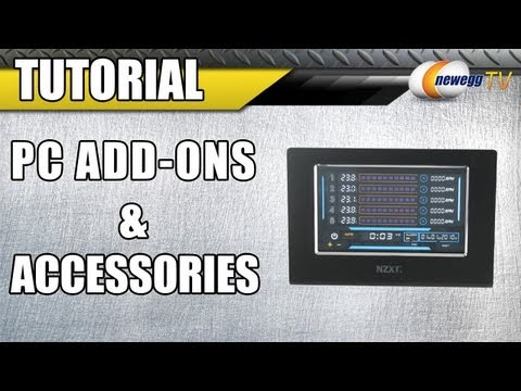 Newegg TV: PC Addons and Accessories