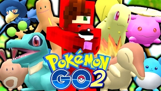 getlinkyoutube.com-Minecraft Pokemon Go 2 - RARE AND SHINY POKEMON! (Minecraft Pixelmon Mod) #1