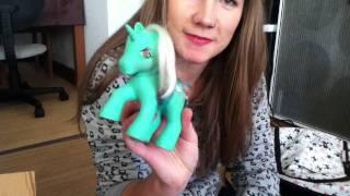 getlinkyoutube.com-My Little Pony Collection G1