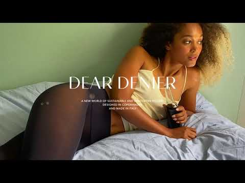 Dear Denier - sustainable and innovative hosiery