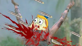 getlinkyoutube.com-YouTube Poop SpongeBob - Mrs. Puffs Vietnam Days
