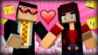getlinkyoutube.com-I AM ASHLEY MARIEE'S BOYFRIEND - Minecraft Lucky Block Barbie 60FPS (Minecraft Mods)