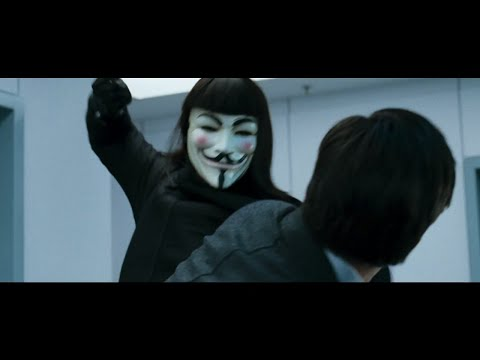 V For Vendetta - Trailer -qxyUl9M_7vc