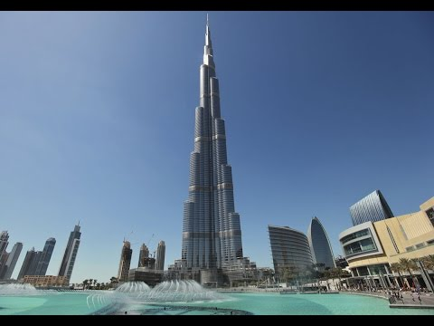 The 5 Tallest Skyscrapers In The World That Are Unbelievable