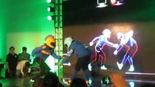 getlinkyoutube.com-JUST DANCE - ANIMALS | XBOX FEST | giomego
