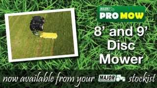 Major Equipment ProMow Disc Mower