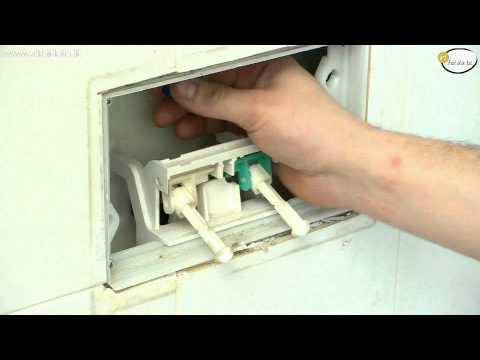 Come installare e mantenere una cassetta wc parte 2