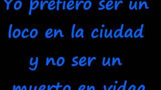 Rescate-Loco Con Letra...♥