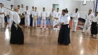 getlinkyoutube.com-Tunisaikido_Stage_ Hamid Silem & Nacer Rouibeh (Tunis)