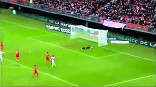 tous les buts de saber khlifa avec Evian 2013 إستمتع بكل أهداف صابر خليفة
