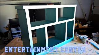 getlinkyoutube.com-My Next Project:  Entertainment Center