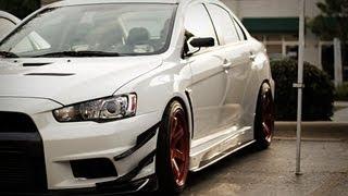 getlinkyoutube.com-Mitsubishi Lancer Evo X