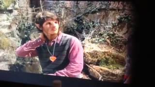 getlinkyoutube.com-Wizards of waverly place wizards vs werewolves fight sence