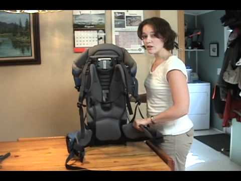 Deuter Kid Comfort II Review And Features