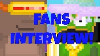 getlinkyoutube.com-Growtopia | Fans interview!