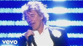 Rod Stewart - Blue Moon (from One Night Only!)