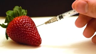 4 Life Hacks with Syringe